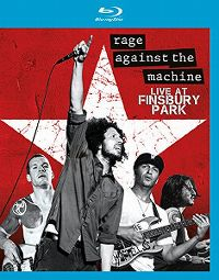 Cover Rage Against The Machine - Live At Finsbury Park [DVD]